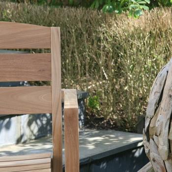 Giardino Arcandra stapelstoel