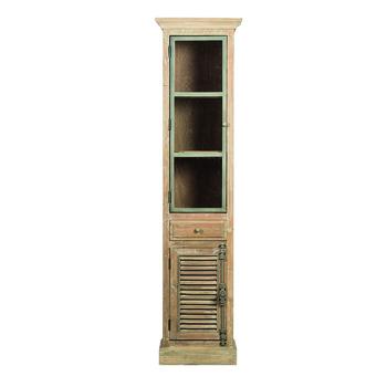 Cabinet old pine olive