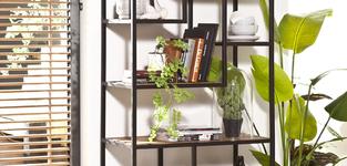 Soho boekenkast