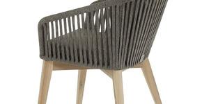 SANTANDER chair Grey