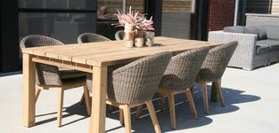 Emma tafel 240x100