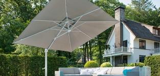 """Set """"Siesta premium parasol"""" 180"""