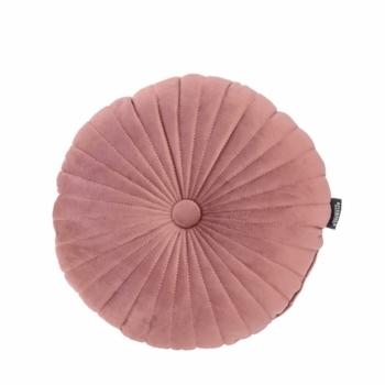 Kussen Emmy oud roze dia 40 cm