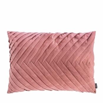Kussen Elja oud roze 50x70 cm