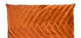 Kussen Elja brique 50x70 cm