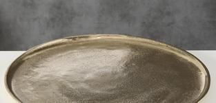 Schaal Phonix goud - 42cm