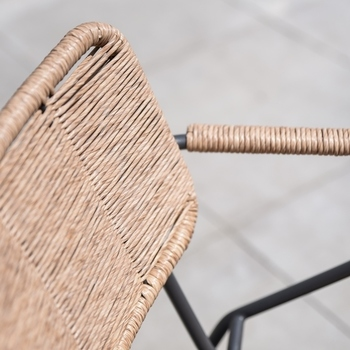 SWING stapelstoel - Natural