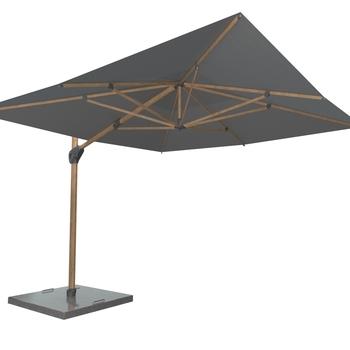 "Set ""Hacienda parasol"" 125 WOODLOOK"
