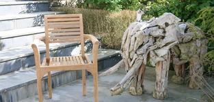 Giardino Lilly stapelstoel