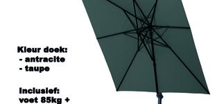 "Set ""Horizon premium parasol"" 85"