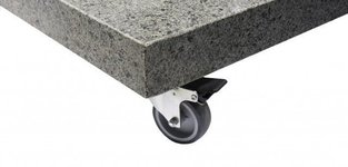 Granite base 125 kg